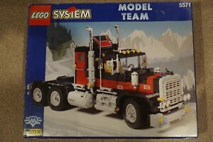 LEGO Model Team 5571 Giant Truck 'Black Cat' - PRICE REDUCED