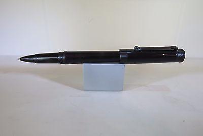 Montegrappa Parola penna Stealth sfera e roller nero black ballpoint rollerball