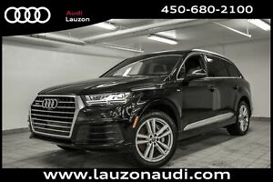 2017 Audi Q7 3.0T TECHNIK DRIVER ASSIST S-LINE 20