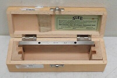 Slee Microtome Knife Type C 16cm In Wood Case