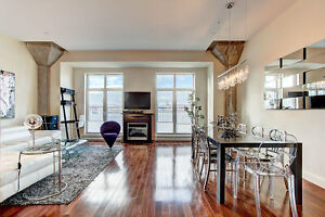 HERITAGE-Luxurious 1 bed in Old-Mtl - FURNISHED /parking inc.