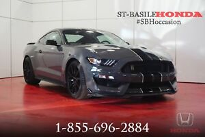 Ford Mustang 2018 SHELBY GT350 + 529HP + MOINS CHER AU CANADA !