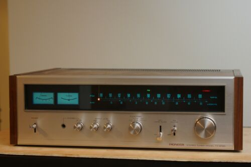 Pioneer TX-8100 AM/FM Tuner.Extra Clean&Working. Please Read.