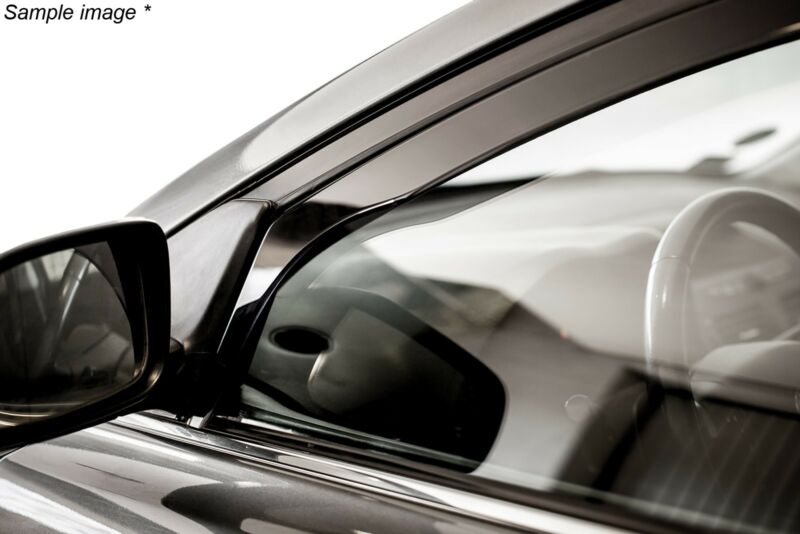 WIND DEFLECTORS compatible with LEXUS IS 200 IS 300 4d since 1999 2pc HEKO