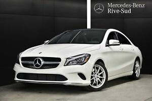 2018 Mercedes-Benz CLA-Class CLA250 4MATIC, TOIT PANORAMIQUE, NA