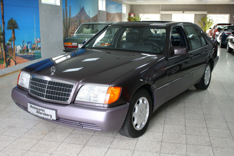 Mercedes 300 1ere Generation Berline Occasion Nimes Autovisual