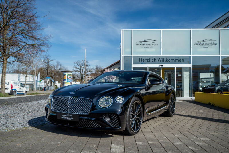 Bentley New GT/Mulliner/Voll!FirstEdition/Edle Farbkombi