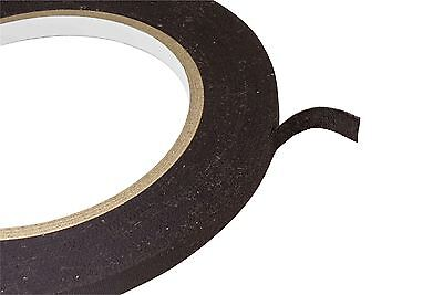 "Cloth Pickup Coil Tape for humbucker and single coils - 1/4"" x  32.9 yds"