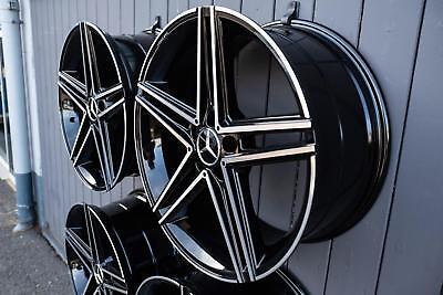 19 Zoll AC-515 Felgen für Mercedes C - Klasse W204 W205 C238 Kombi Coupe Cabrio