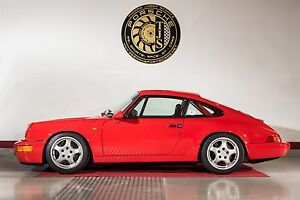 Porsche 964 RS Clubsport NGT M003, 2 Hd., deutsch