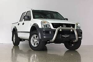 2006 Holden Rodeo Dual Cab 4x2 AUTO Ashmore Gold Coast City Preview