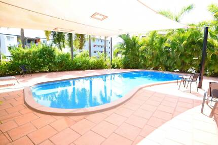 Secure Apartment With Pool In Complex