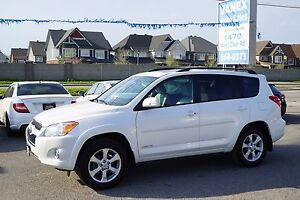 2012 Toyota RAV4 Limited LIMITED   LEATHER   ROOF