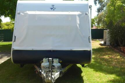 Crusader 2005 XL Caravan in excellent condition Wodonga Wodonga Area Preview