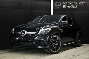 2016 Mercedes-Benz GLE-Class GLE63 4MATIC Coupe, NAVIGATION