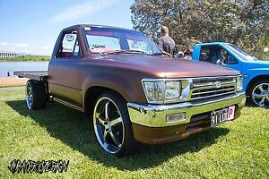 Hilux Mini Truck Mittagong Bowral Area Preview