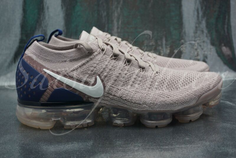 8369af26536 Nike Air VaporMax Flyknit 2 Diffused Taupe Phantom 942842-201 Men s Size 11