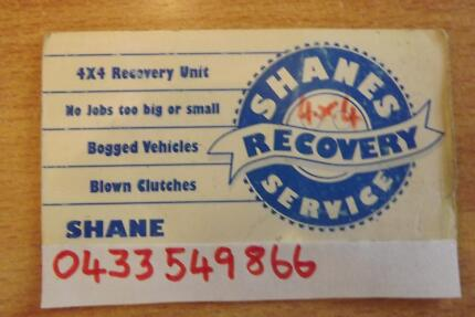 shanes 4x4 recovery service Two Rocks Wanneroo Area Preview