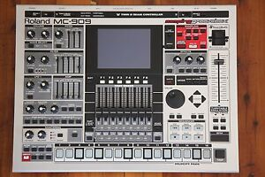 ROLAND MC-909 GROOVEBOX MC909 Gladesville Ryde Area Preview