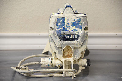 Graco Magnum Pro Lts 19 Airless Paint Sprayer Parts Or Repair