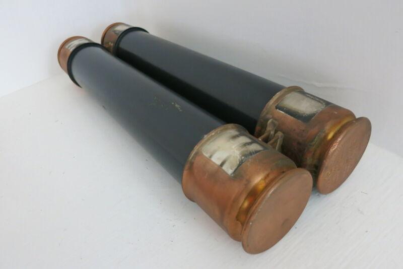 General Electric 9F62 FDD125 15.5 kV 125 Amp Fuse EJ 0-1DD 9F62FDD125 EJ0 EJO GE