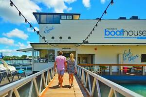 Bar & Wait Staff required at Noosa Boathouse