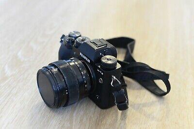 FUJIFILM X-T2 Mirrorless Digital Camera w/ 23mm 1.4 R Lens + 6 Batt + 32GB Card