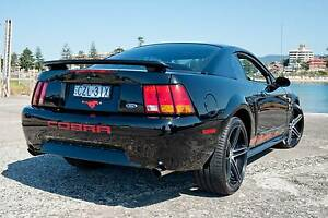 2001 Ford Mustang COBRA Coupe panther black Wollongong Wollongong Area Preview
