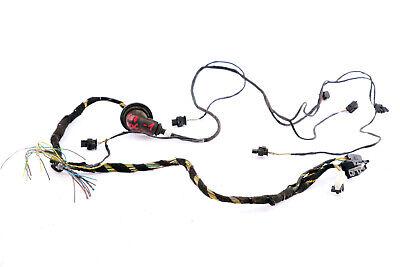 BMW 1 Series E81 E87 Wiring Loom Set PDC Rear Complete Harness Parking Sensor