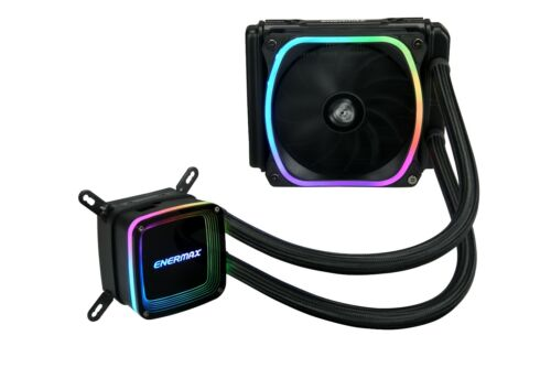 Enermax AQUAFUSION 120mm Addressable RGB All-in-One CPU Water Cooler (Open Box)