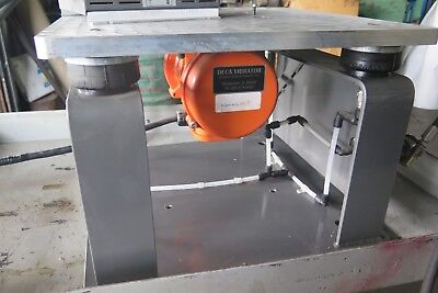 Deca Vibrator Industries Vibration Compaction Tables