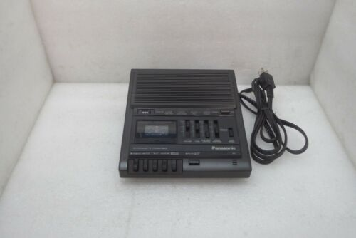 Panasonic RR-930 Microcassette Transceiver