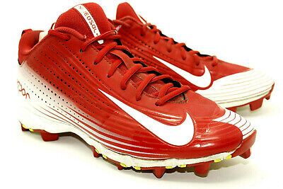 new style 6da34 9dcb7 Nike Vapor Keystone 2 Low Stealth Baseball Cleats Men s Size 10 684698-610