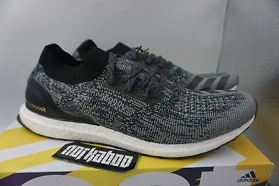 Used, Adidas Ultra Boost Uncaged Black White BB3900 for sale  Shipping to India