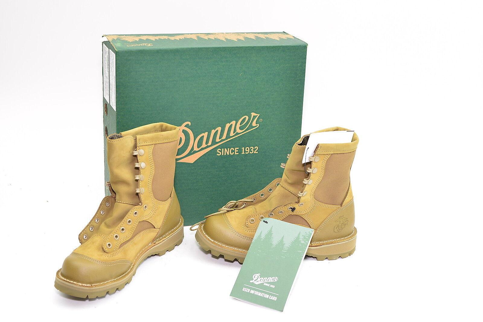 Danner USMC Rat MOJAVE  GTX  boots   Size 7.5  R     #15678   GORE-TEX  .