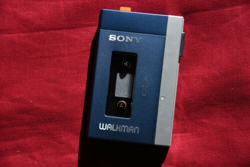 SONY TPS-L2 Walkman Stereo Cassette Player Working New Belts