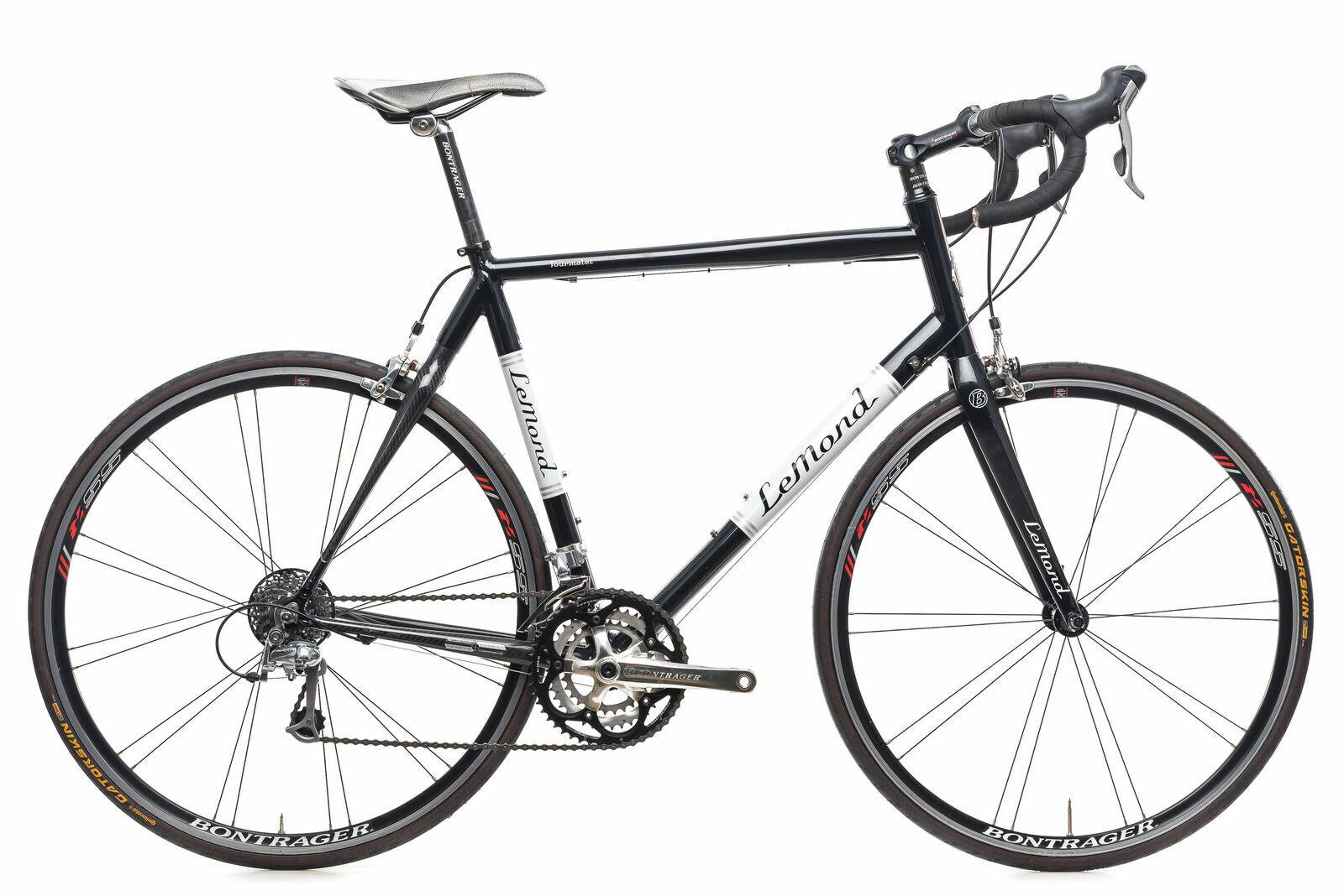 Lemond Deluxe Black Bicycle Handlebar Bag NEW!