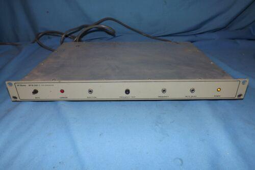 McMartin BFM-2001  SCA Generator