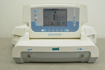 Satelec Acteon Implant Center Piezo Ultrasonic Surgery Implantology Unit C14