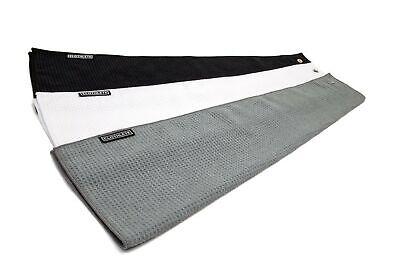 """Clothlete Greenside Microfiber Golf Towel 16"""" x 24"""" - 3 Pack"""