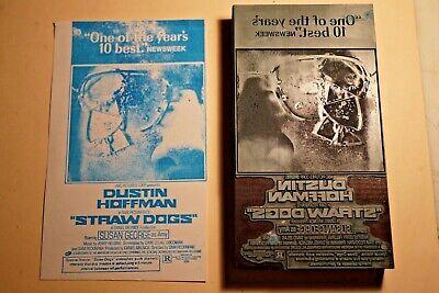 1960s Printing Letterpress Printer Block Decorative Print Cut Straw Dogs