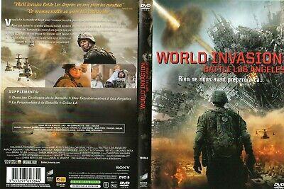DVD - WORLD INVASION BATTLE LOS ANGELES
