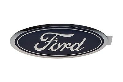 2015-2018 Ford F-150 Rear Tailgate Emblem NamePlate Blue Oval OEM FL3Z-9942528-A, used for sale  Quincy