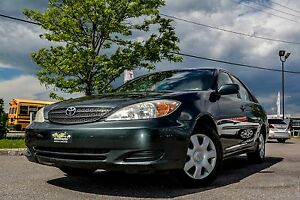 Toyota Camry 4dr Sdn LE Manual
