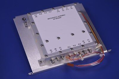 Ifr Rf Modem Assembly 7005-0748-200 For The Fmam-1600s Ifr-1600 Ts 4317