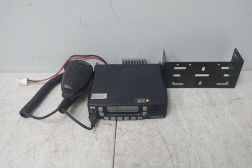 Kenwood TK-7360HV-K VHF FM Mobile Two-Way Radio w/ Microphone KMC-35 & Bracket