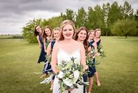Affordable Wedding Photography - TWO Photographers