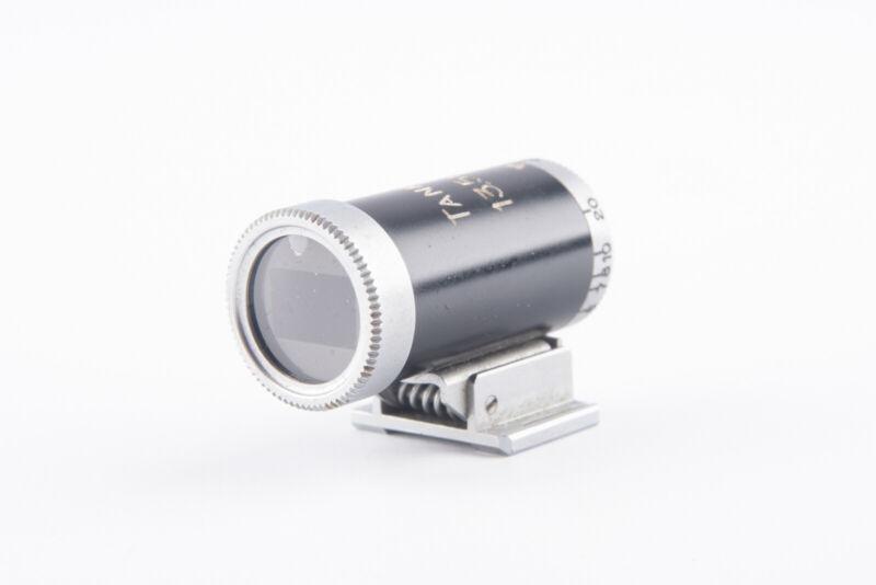 Vintage Tanack 13.5cm 135mm Rangefinder Camera External Viewfinder V18