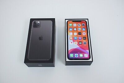 Apple iPhone 11 Pro Max 256GB Space Gray  (Unlocked / A2161) SUPERB
