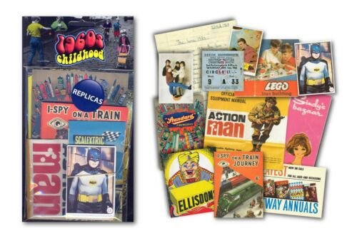 1960s+Childhood+Memorabilia+Pack%2C+Dementia+Activities+Product